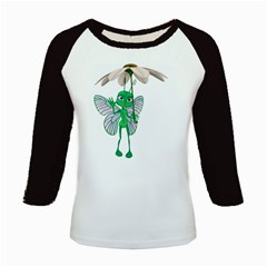 Fly 4 Women s Long Cap Sleeve T Shirt