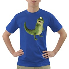 Toon Croco Mens' T Shirt (colored)