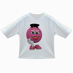 Graduate Smiley Baby T-shirt