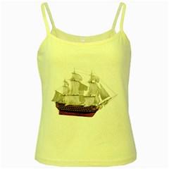 Ship 1 Yellow Spaghetti Tank