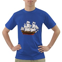 Ship 1 Mens' T Shirt (colored)