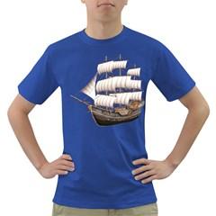 Ship 5 Mens' T-shirt (Colored)