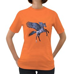 Flying Pony 1 Womens' T-shirt (Colored)