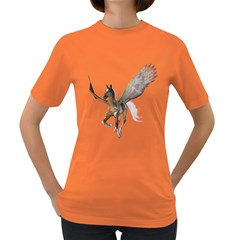 Flying Pony 2 Womens' T-shirt (Colored)