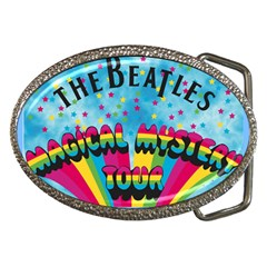 Magical Mystery Tour Belt Buckle