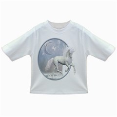 White Unicorn 1 Baby T-shirt