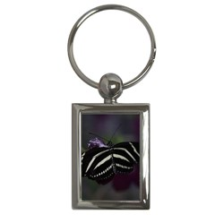 Butterfly 059 001 Key Chain (rectangle)