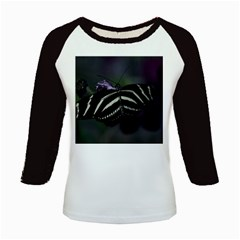Butterfly 059 001 Women s Long Cap Sleeve T-Shirt