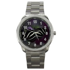 Butterfly 059 001 Sport Metal Watch