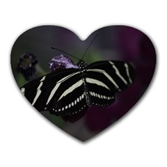 Butterfly 059 001 Mouse Pad (Heart)