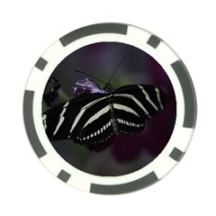 Butterfly 059 001 Poker Chip 10 Pack