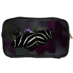 Butterfly 059 001 Travel Toiletry Bag (Two Sides)