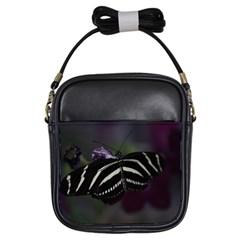 Butterfly 059 001 Girl s Sling Bag