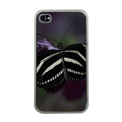 Butterfly 059 001 Apple Iphone 4 Case (clear)
