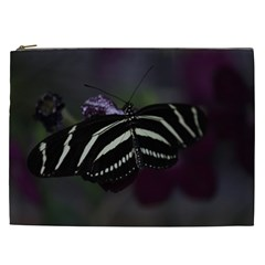 Butterfly 059 001 Cosmetic Bag (xxl)