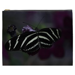 Butterfly 059 001 Cosmetic Bag (XXXL)