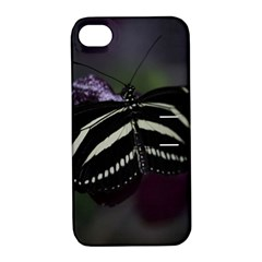 Butterfly 059 001 Apple iPhone 4/4S Hardshell Case with Stand