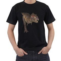 Tyrannosaurus Rex 4 Mens' Two Sided T Shirt (black)