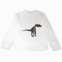 Utahraptor 2 Kids Long Sleeve T-Shirt