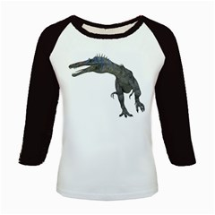 Suchomimus 1 Women s Long Cap Sleeve T-Shirt