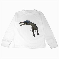Suchomimus 1 Kids Long Sleeve T-Shirt