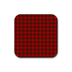 The Clan Steward Tartan Drink Coasters 4 Pack (Square)