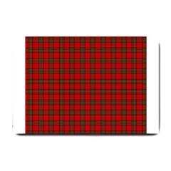 The Clan Steward Tartan Small Door Mat