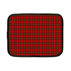 The Clan Steward Tartan Netbook Case (Small)