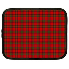 The Clan Steward Tartan Netbook Case (Large)