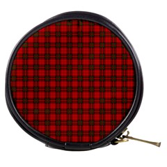 The Clan Steward Tartan Mini Makeup Case