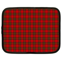 The Clan Steward Tartan Netbook Case (XL)