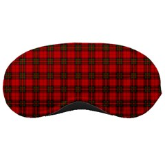 The Clan Steward Tartan Sleeping Mask