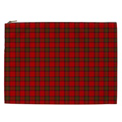 The Clan Steward Tartan Cosmetic Bag (XXL)