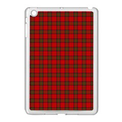 The Clan Steward Tartan Apple Ipad Mini Case (white)