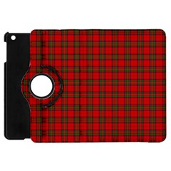 The Clan Steward Tartan Apple Ipad Mini Flip 360 Case