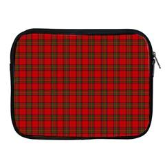 The Clan Steward Tartan Apple iPad 2/3/4 Zipper Case