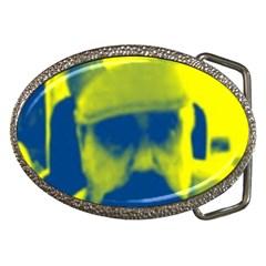 600 By 600 Image Belt Buckle (oval)
