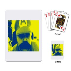 600 By 600 Image Playing Cards Single Design