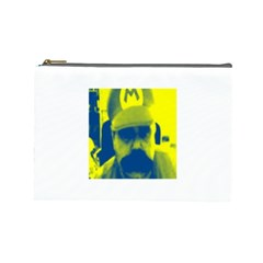 600 By 600 Image Cosmetic Bag (Large)