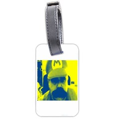 600 By 600 Image Luggage Tag (Two Sides)