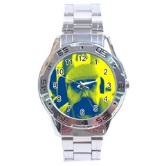 600 By 600 Image Stainless Steel Watch (Men s)
