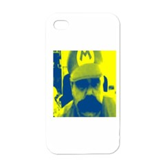 600 By 600 Image Apple iPhone 4 Case (White)