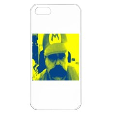 600 By 600 Image Apple iPhone 5 Seamless Case (White)