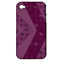 Infinoct Apple iPhone 4/4S Hardshell Case (PC+Silicone)