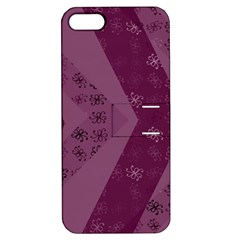 Infinoct Apple iPhone 5 Hardshell Case with Stand