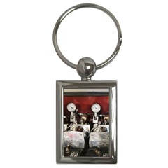 Willytrunk Key Chain (rectangle)