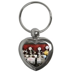 Willytrunk Key Chain (Heart)