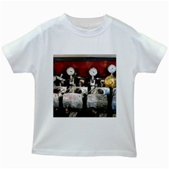 Willytrunk Kids' T Shirt (white)