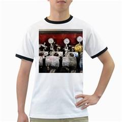 Willytrunk Mens' Ringer T-shirt