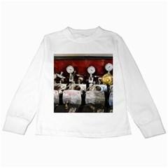 Willytrunk Kids Long Sleeve T-Shirt